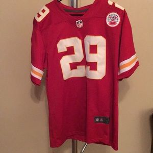 Eric Berry Chiefs Football Jersey Nike Authentic